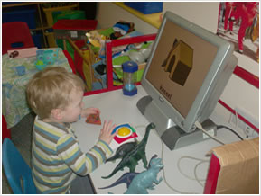 Computer Play/Learning